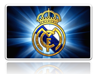 Магнит ФК Реал Мадрид