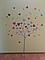 """Дитяча наклейка на шпалери """"Сердечка на дереві"""", фото 3"""