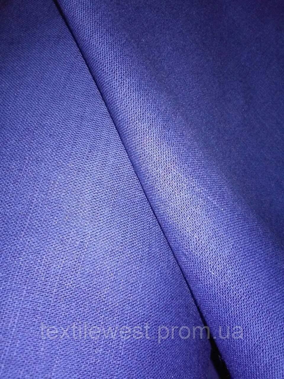 Ткань полульняная сорочечная