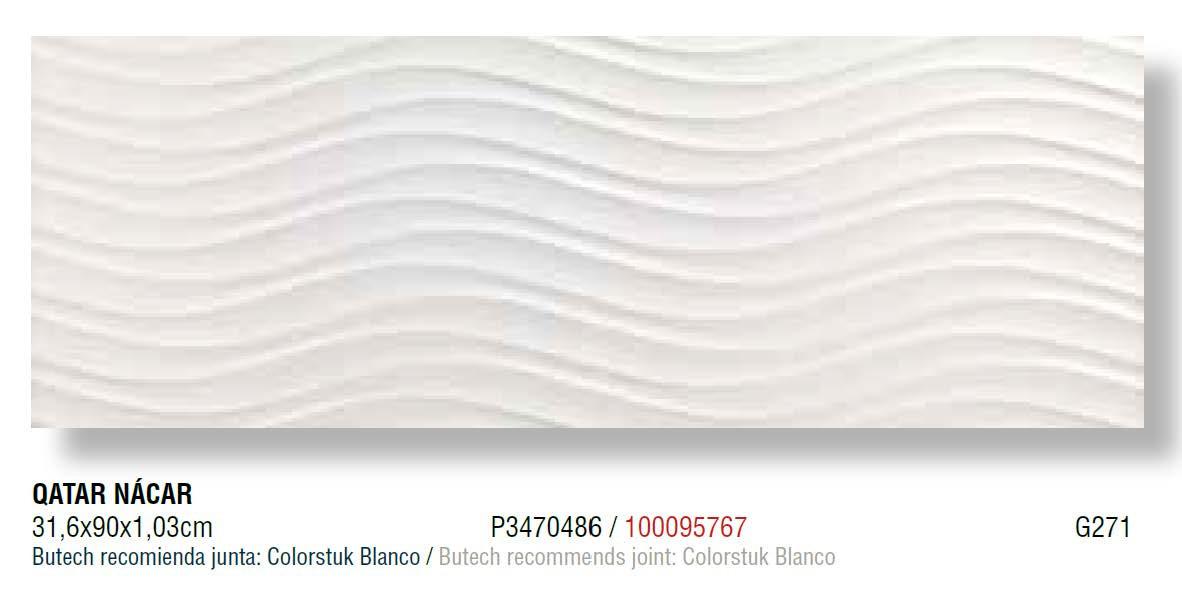 Керамическая плитка Porcelanosa Qatar/Matrix/Dubai/Madison/Jersy 31,6x90