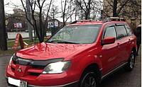 Ветровики Mitsubishi Outlander I 2001-2007