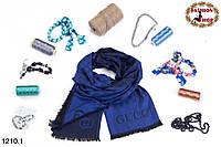 Кашемировый стильный шарф Gucci (реплика)
