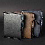 Чоловічий гаманець BOGESI BROV, фото 9