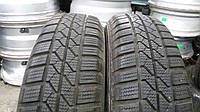 Зимние шины б/у 155/80 R13 GLOBAL Winter, 7 мм., пара 2 шт.