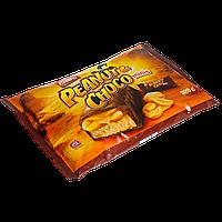 Батончики MISTER CHOC Peanut Choco 330г (15шт по 22г) Ореховая нуга