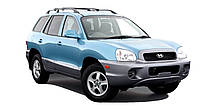 Лобове скло Hyundai Santa Fe Jeep 2001-2006