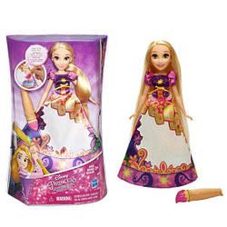 Disney Princess Рапунцель в чарівній спідниці (Кукла Дисней Рапунцель в волшебной юбке, Rapunzel)