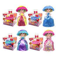 Лялька Cupcake 2125  8в.трансф.з запахом та аксес.
