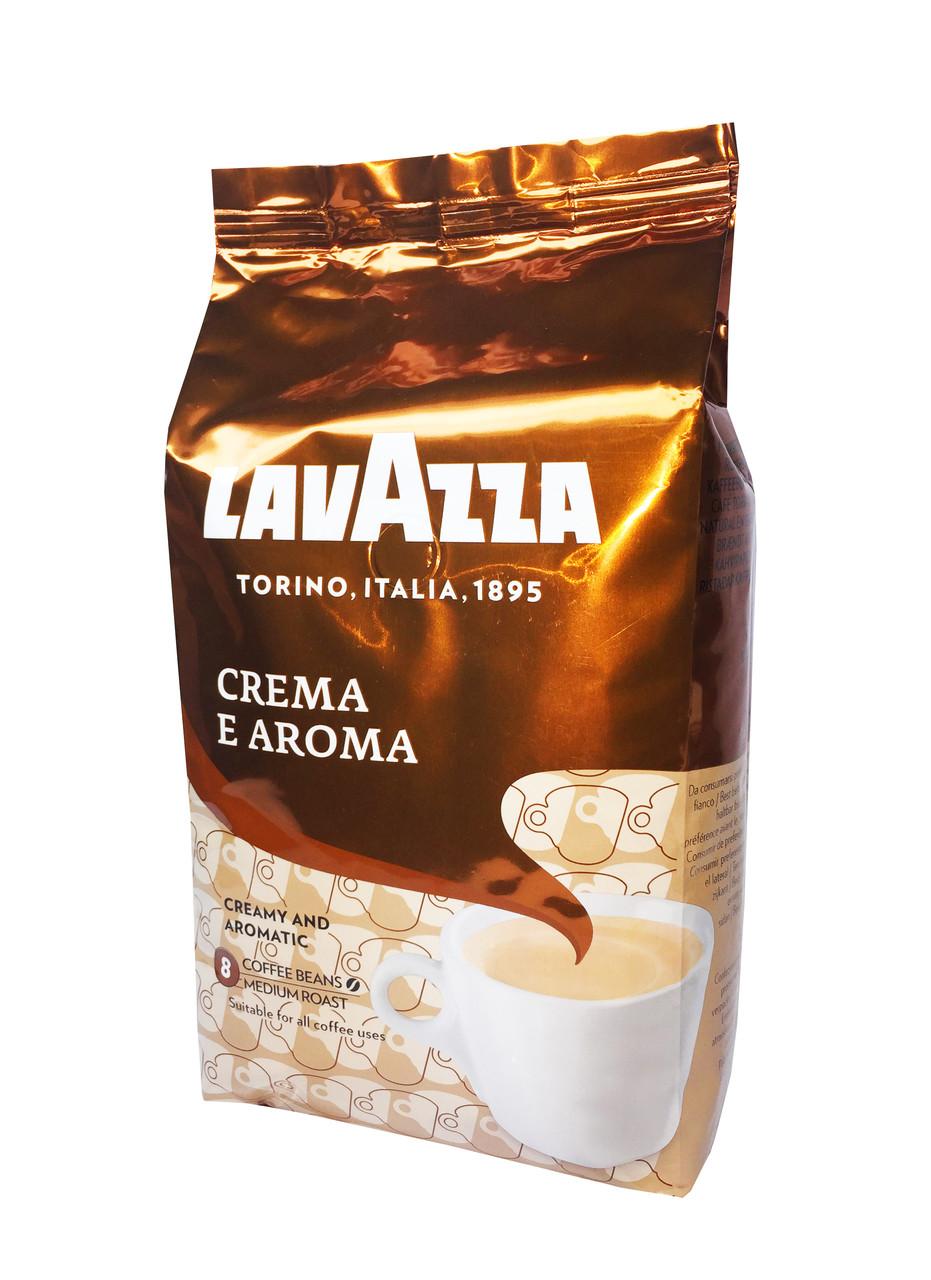 Кава Lavazza Crema e Aroma зерно 1000 гр.