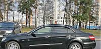 Ветровики Mercedes Benz E-class (w212) 2009