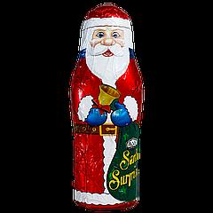 Шоколадная фигурка Santa + игрушка 38г
