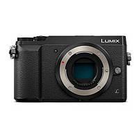 Фотоапарат Panasonic Lumix DMC-GX80 Body Black Офіційна гарантія Panasonic Lumix DMC-GX80 Body Black
