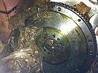 Маховик 22-04С2 двигателя СМД-18 с венцом 22-04С6