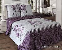 Комплект постельного белья из бязи с простыней на резинке в Украине