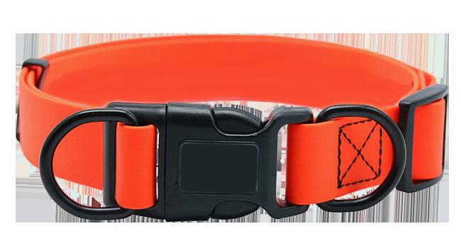 Ошейник Adjustable Dog Collar PVC DUCKHUNT, фото 2