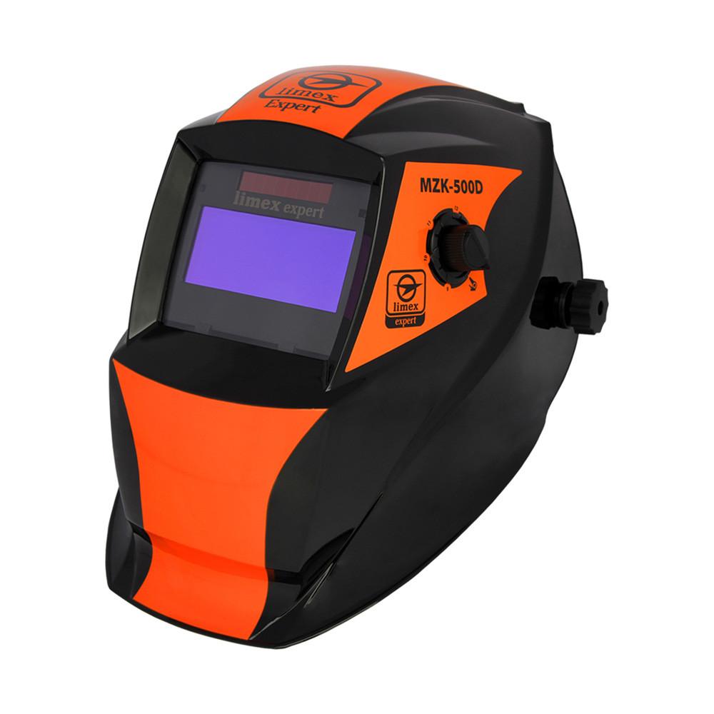 Маска зварювальника хамелеон Limex Expert MZK-500D