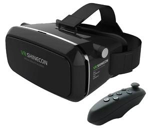Очки виртуальной реальности VR Shinecon+ Пульт