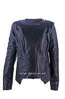 Женская кожаная куртка косуха Triada Santo