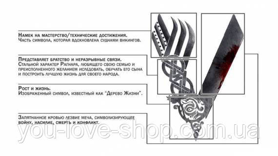 что значит главный символ Викингов?