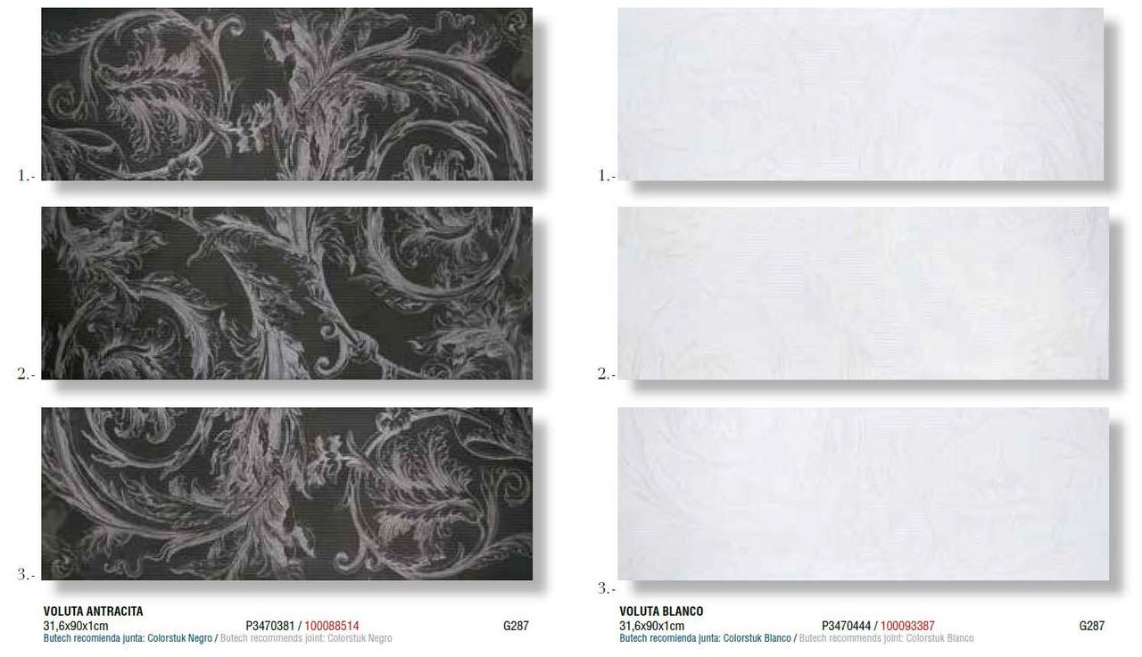 Керамическая плитка Porcelanosa Voluta 31,6x90