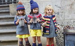Одяг для дівчат від 1 до 5 років