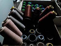 Нитки REUTEX  №120,150 - 10000м  текстура (оверлочка) распродажа остатков производства