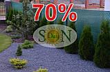 Сітка 8м 70% затіняюча Угорщина, маскувальна в рулоні. Угорщина, фото 5