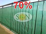 Сітка 8м 70% затіняюча Угорщина, маскувальна в рулоні. Угорщина, фото 6