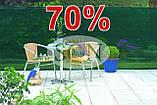 Сітка 8м 70% затіняюча Угорщина, маскувальна в рулоні. Угорщина, фото 9