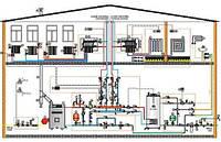 Монтаж горячего и холодного водоснабжения дома