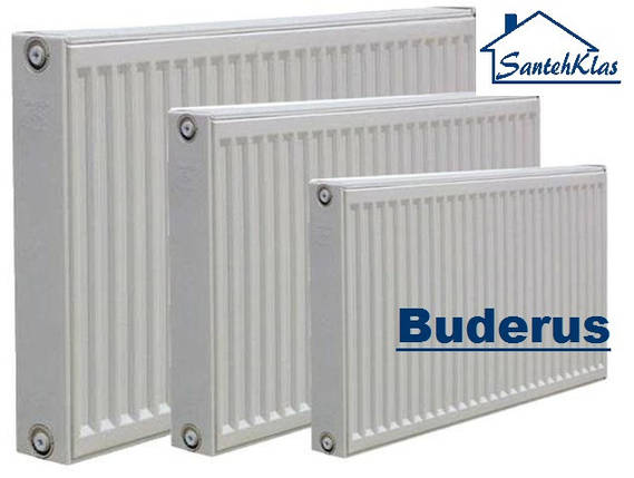 Радиаторы отопления стальные  Buderus 22 тип, фото 2