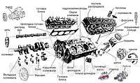 Передний Сальник Hanomag D14 (0161006112)