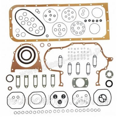 Полный комплект прокладок  DEUTZ F 5L 912 (02910228)