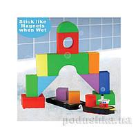 Набор плавающих блоков для ванны Буксир и баржа Just Think Toys
