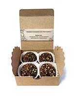 Цукерки органічне мило-скраб з сухофруктами та цитрусами 100г