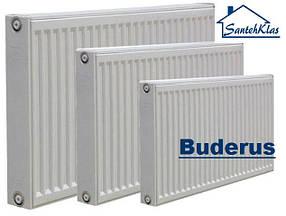 Радиаторы отопления стальные Buderus 33 тип