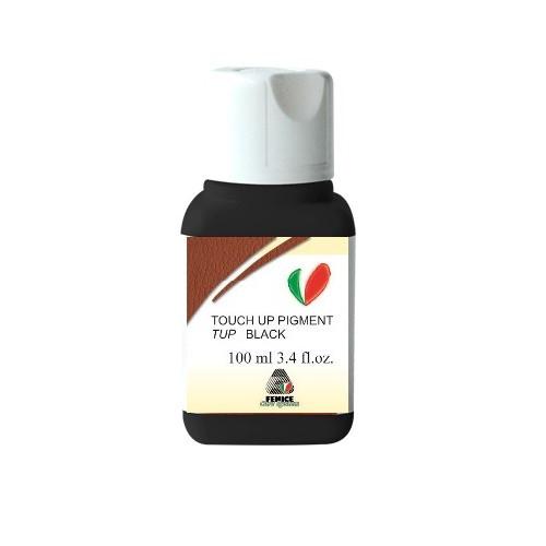 Фарба для шкіри TUP Black, чорна, 100 мл