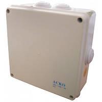 Распределительная коробка наружная АСКО 150х150х70мм 7 гермовводов