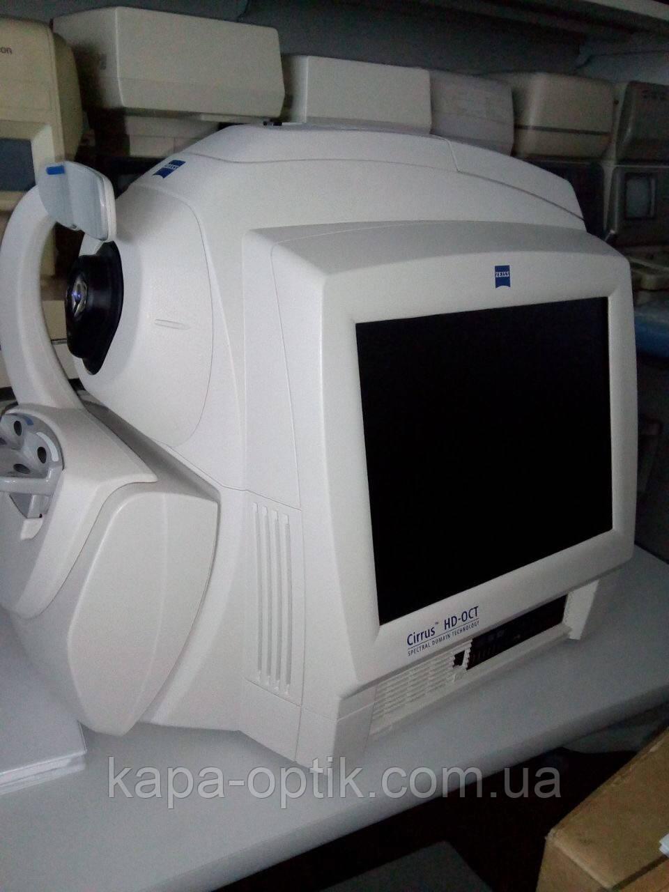 Когерентный томограф роговицы ZEISS CIRRUS HD-OCT 4000