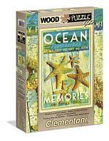 Пазлы Ocean с эффектом дерева, 500 деталей, Clementoni