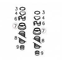Тарелка Клапанной Пружины / Крышка Пружины Клапана Deutz 2012 (04290033)