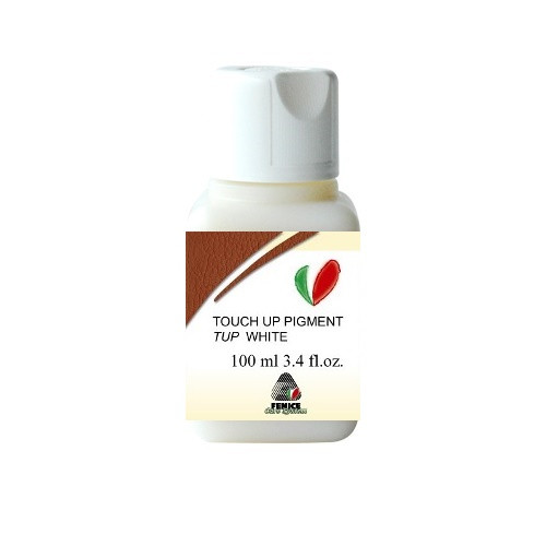 Фарба для шкіри TUP White, Біла, 100 мл
