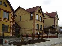 Вентилируемые фасадные системы в Запорожье