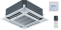 Внутренние кассетные блоки Haier серии AB DC-inverter