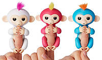 Интерактивная ручная обезьянка игрушка Finger Monkey