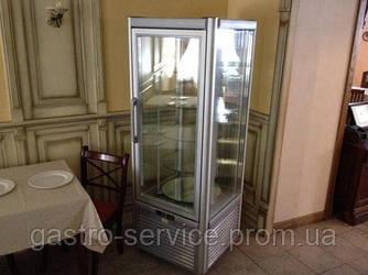 Холодильная шкаф-витрина Tecfrigo Prisma 400