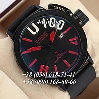Часы U-boat Italo Fontana U-1001 Classico Black-Black-Red