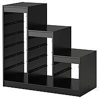 Рамка черный IKEA TROFAST