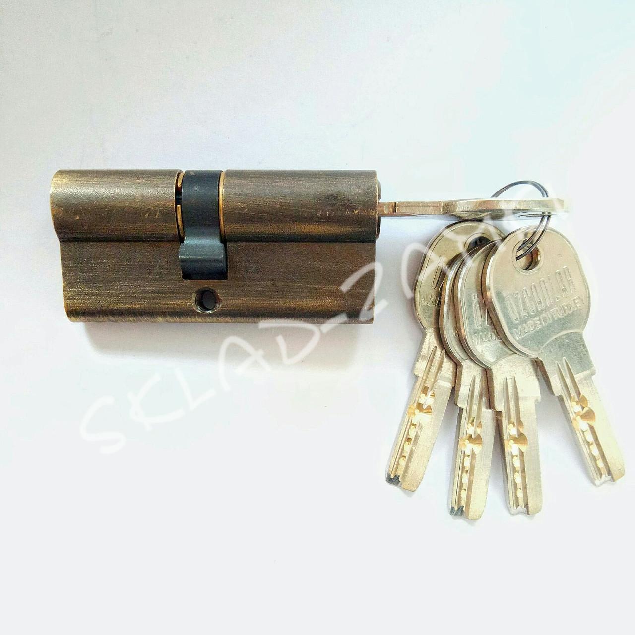 Сердцевина (цилиндр) для замка Ozkanlar С 68 мм 31х37 AB