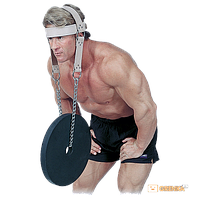 Упряжь для тренировки мышц шеи 'MA307N' (82444)